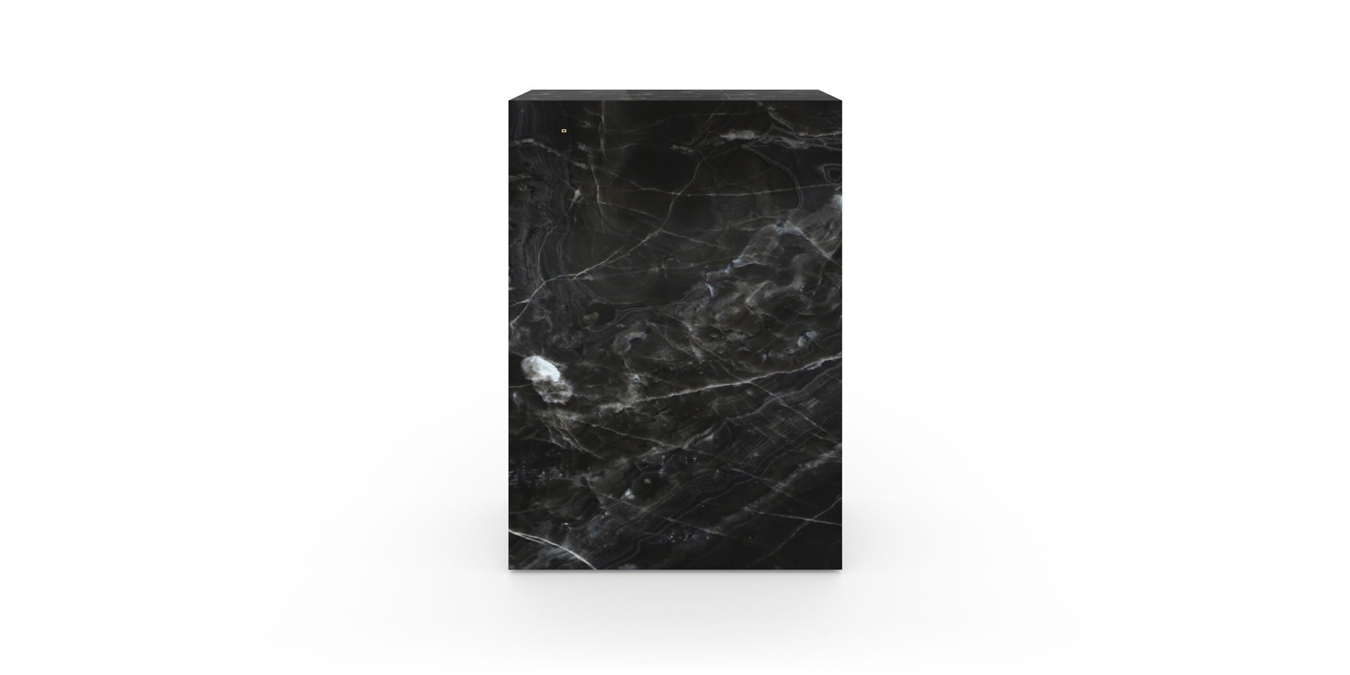 Cabinet Iii Vi Marble Black Felix Schwake