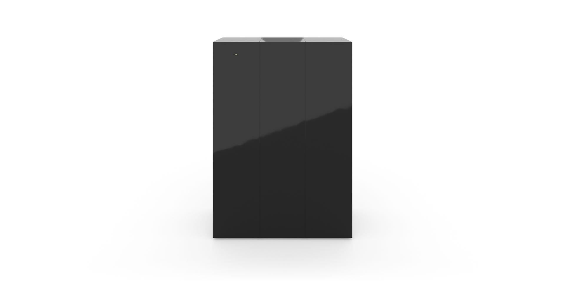 Cabinet Iii Vi Piano Lacquer Black Felix Schwake