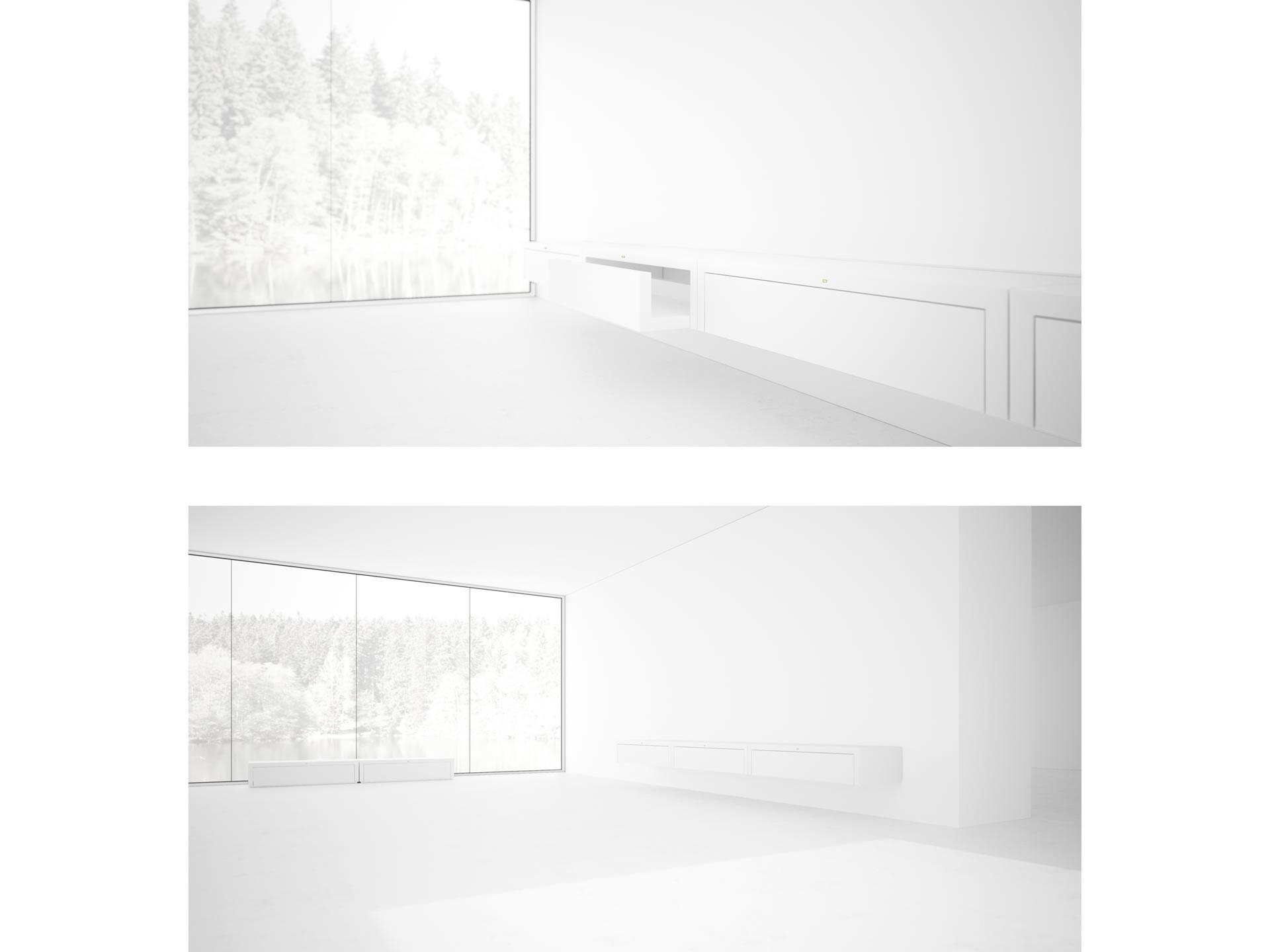 Bezaubernd Weisses Sideboard Galerie Von Felix Schwake Schrank I I Ives Hifi