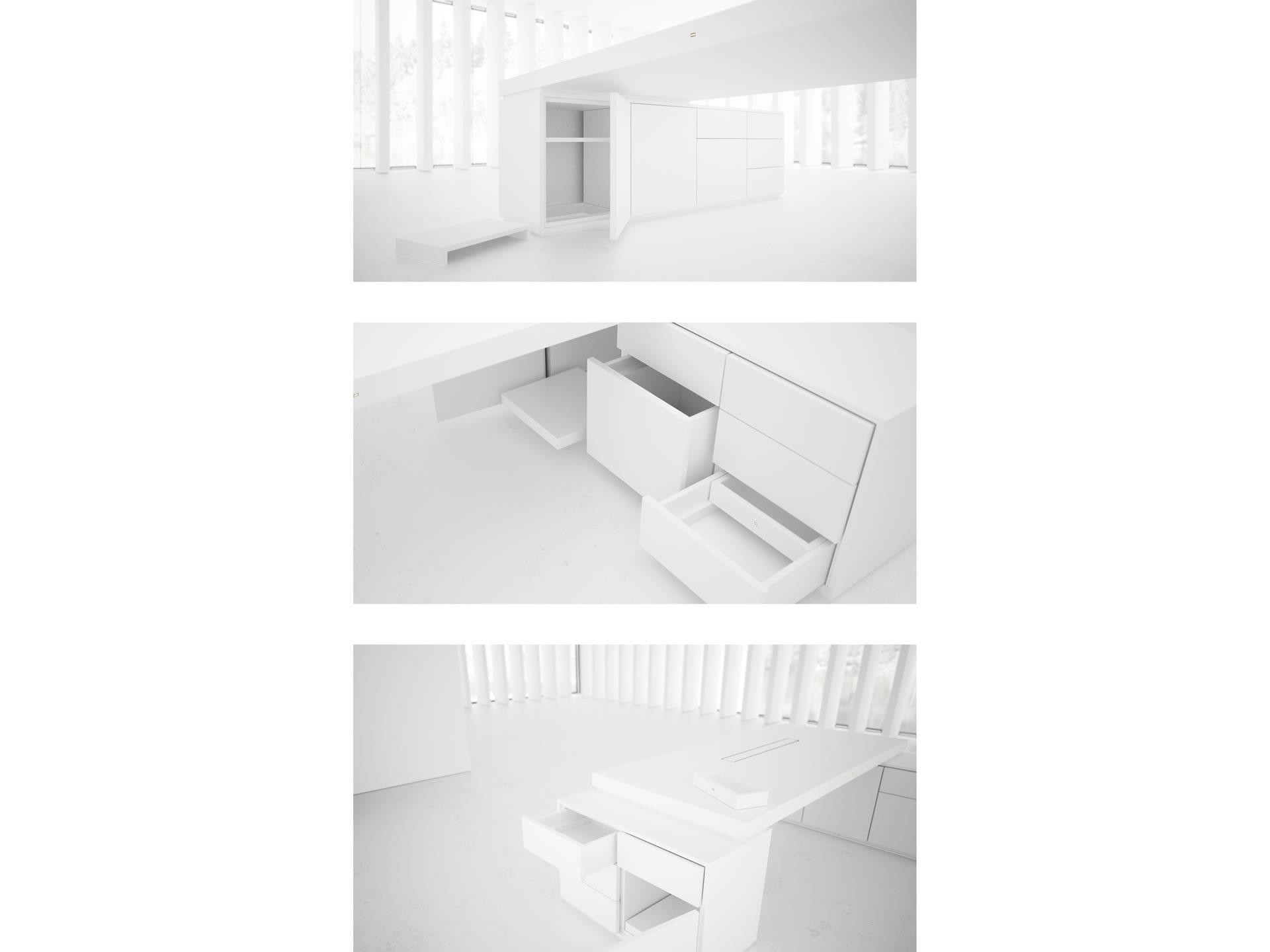 Desk Iv Ii I Felix Schwake