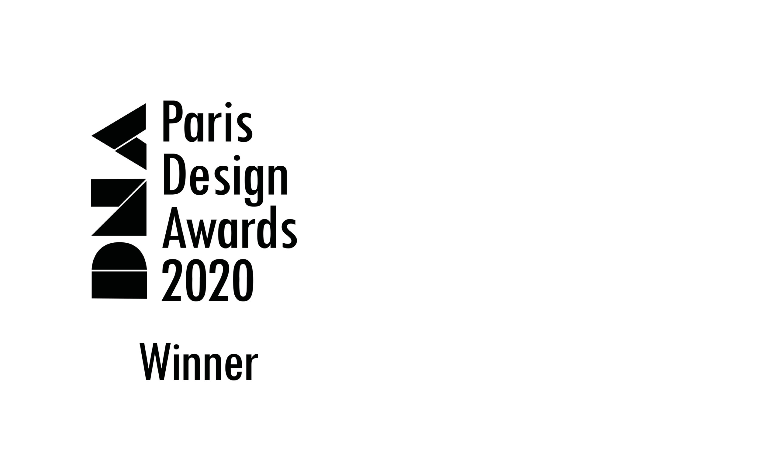 FELIX SCHWAKE Winner Design Award Paris 2020
