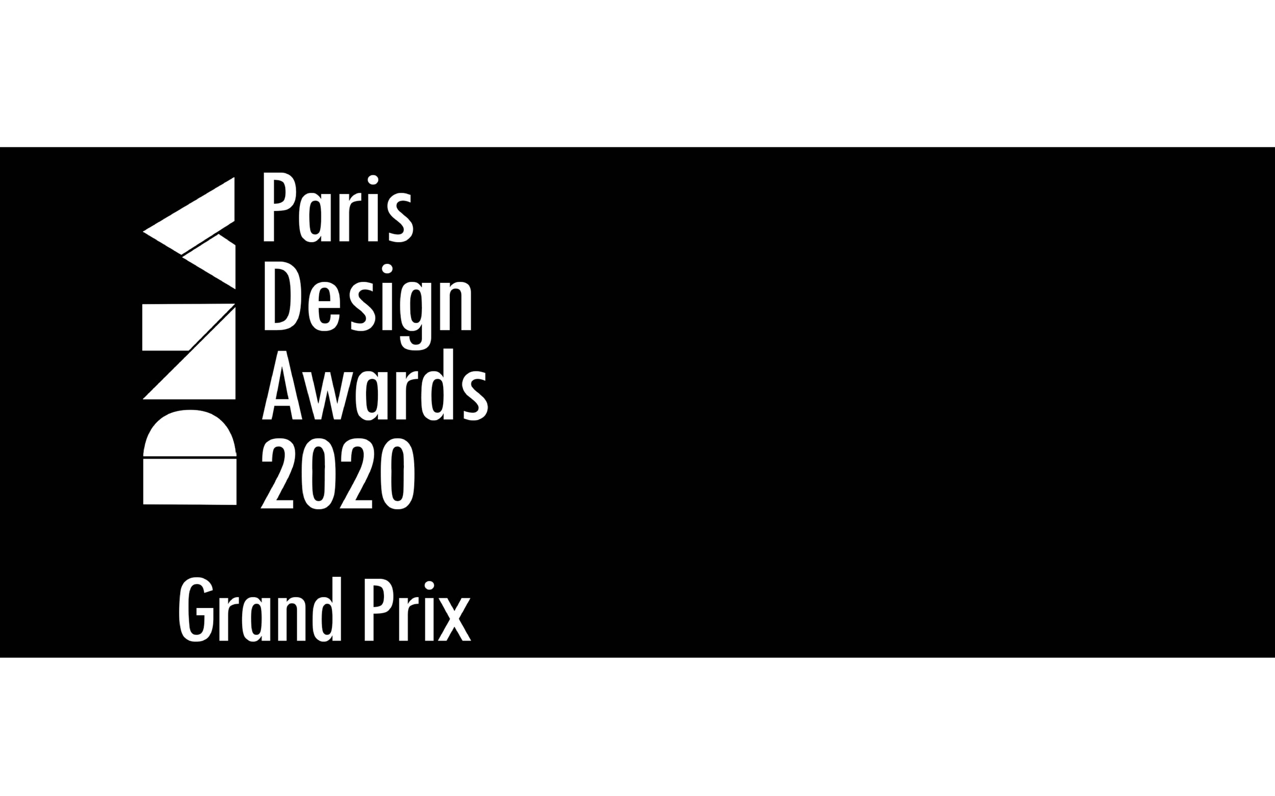 FELIX SCHWAKE Winner Design Award Paris Grand Prix 2020