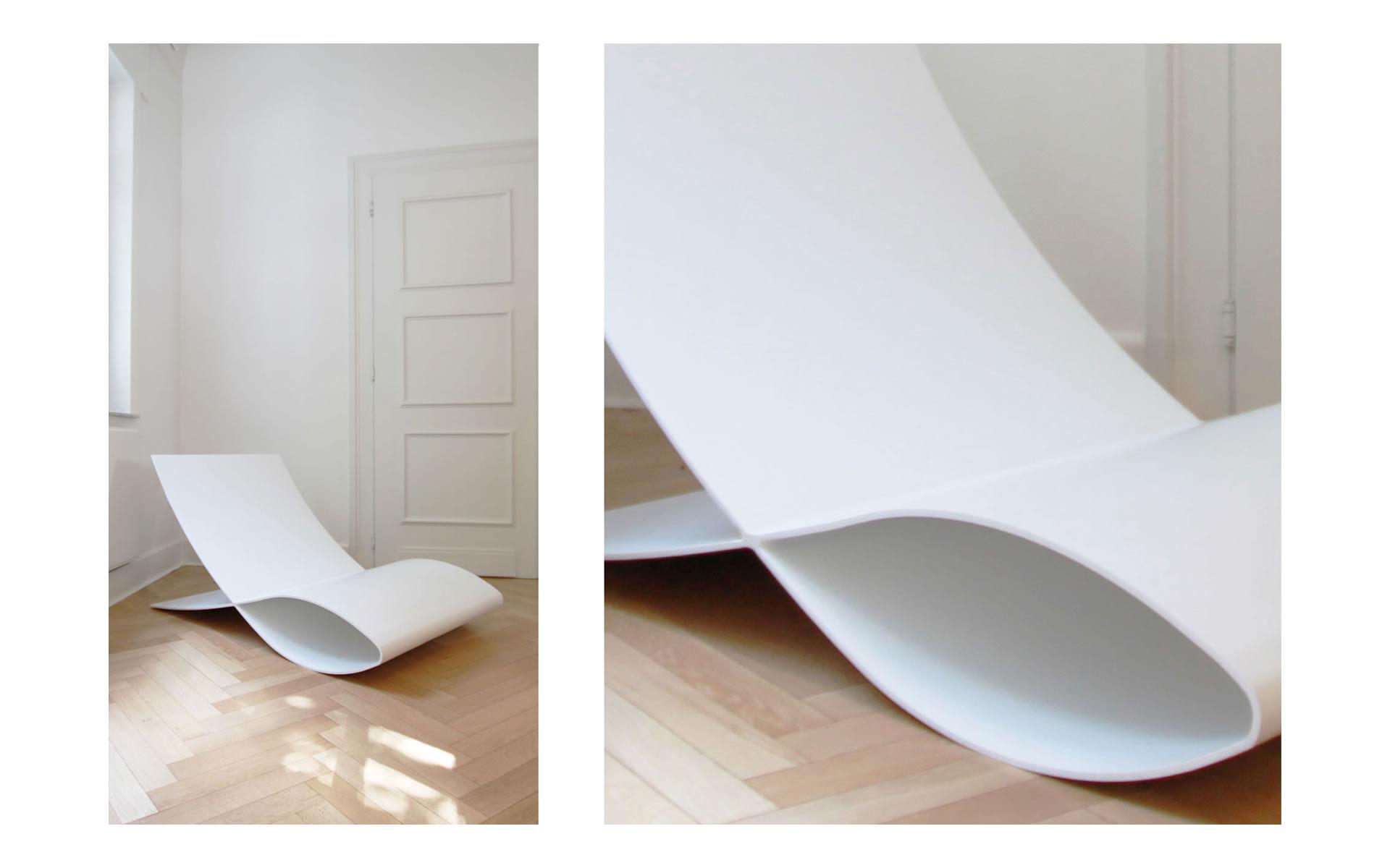 Mesmerizing Sessel Modern Design Decoration Of Bouromoebel Lounge Flach Alpha Hochglanz Weiss Rechteck